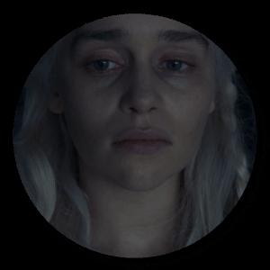 Daenerys del Trono di Spade
