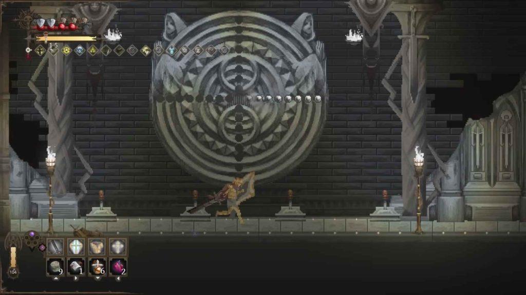 Dark Devotion gamepay