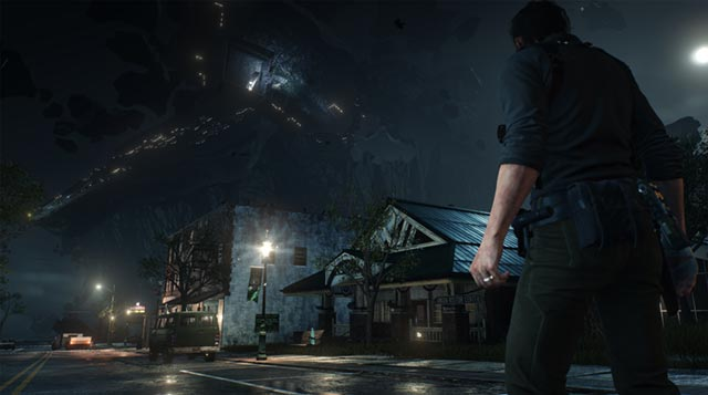 Geometrie non euclidee in The Evil Within 2