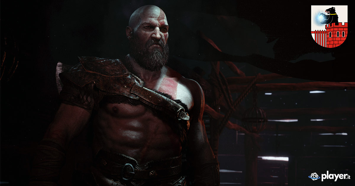 Un'analisi degli elementi di mitologia norrena in God of War 4 (2018)