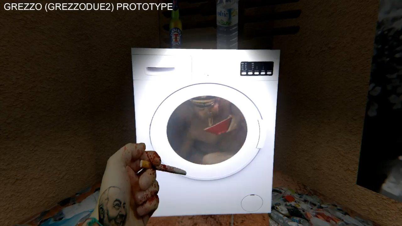 Grezzodue 2 Boldi lavatrice