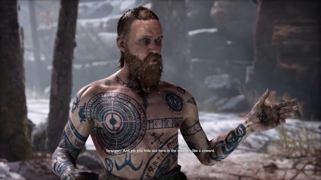 Scopriamo il significato dei numerosi tatuaggi di Baldur