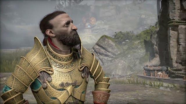 Kratos e Atreus incontrano il nano Sindri, fratello di Brok