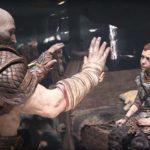 Kratos addestra Atreus e lo mette alla prova