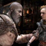 Kratos e Atreus, padre e figlio