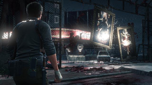 La macabra arte di Stefano Valentini in The Evil Within 2