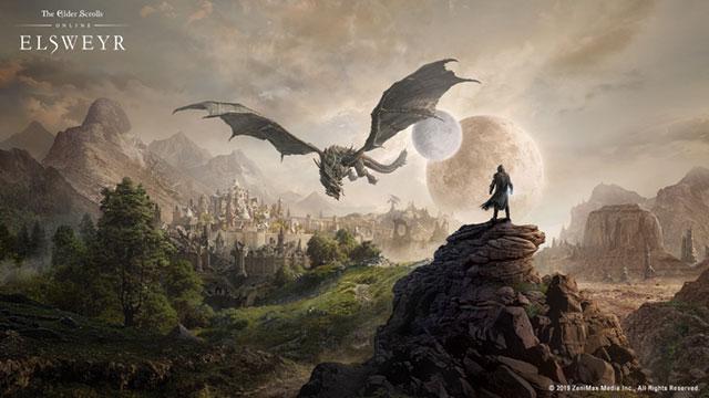 Elsweyr, l'espansione per The Elder Scrolls Online