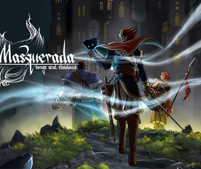 Recensione: Masquerada Songs and Shadows