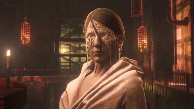 Myra Castellanos in The Evil Within 2