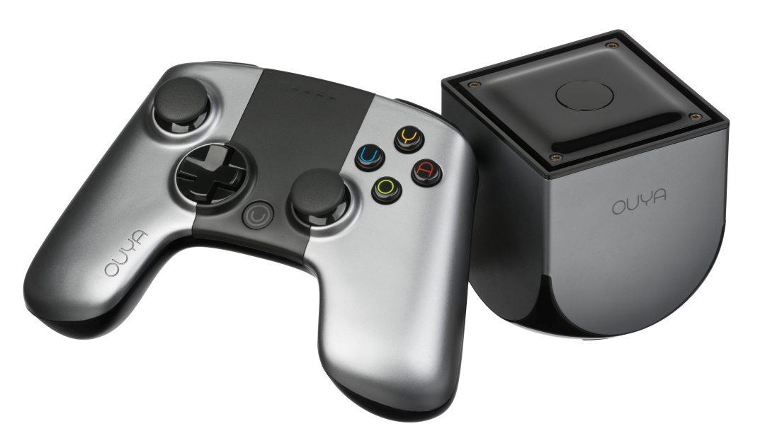 ouya console set