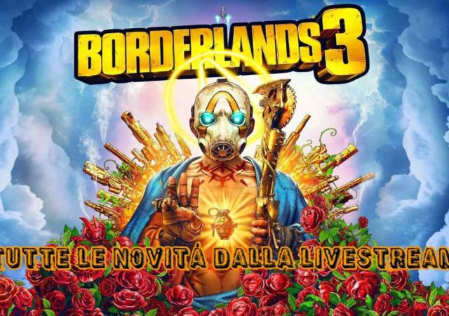 Copertina novità Borderlanda 3