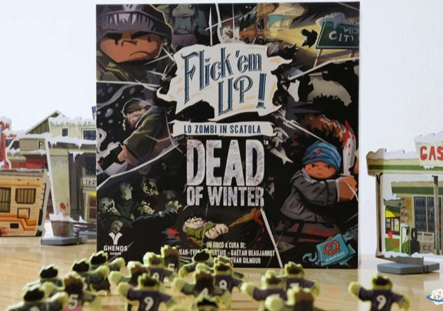 Flick Em Up Dead of Winter Recensione