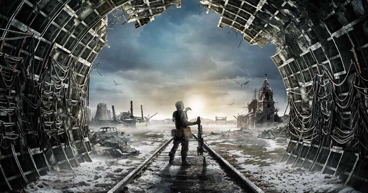 Artwork dell'immagine di copertina per Metro Exodus