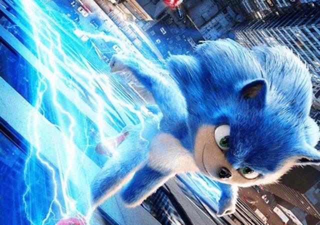 Locandina del film di Sonic