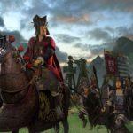 Screenshot da Total War: Three Kingdoms che mostra il signore della guerra Cao Cao