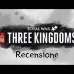 Immagine di copertina per la recensione di Total War: Three Kingdoms