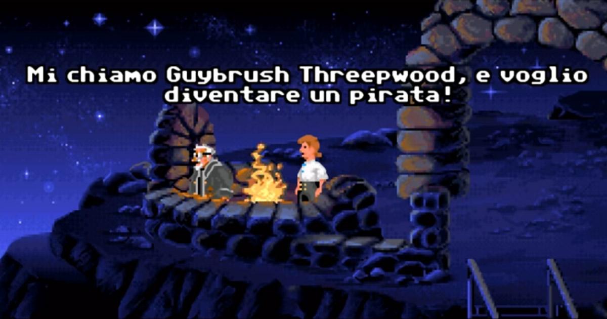memorie di un videogiocatore: speciale su The secret of Monkey Island