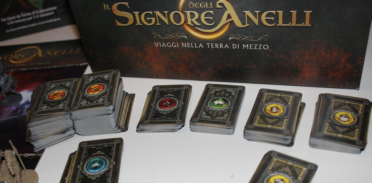 Player.it - Signore degli Anelli - Carte