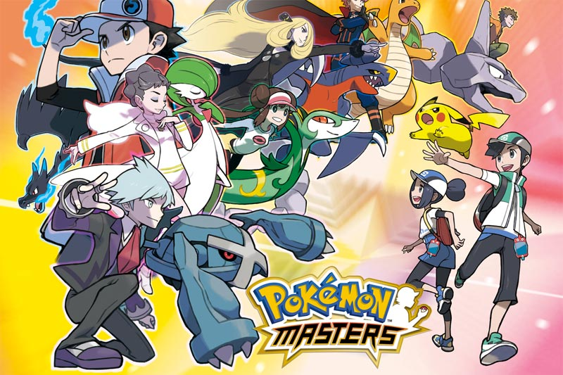 Pokémon Masters, 2019, Capi palestra, Camilla, Rocco, Brock, Lotte pokémon