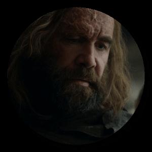 Sandor, il Mastino Trono di Spade