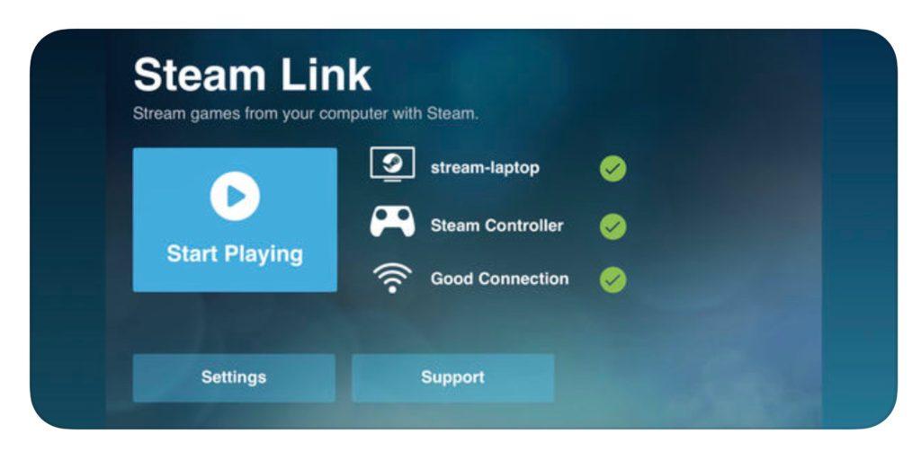 steamlink