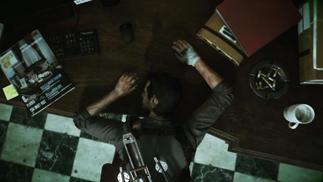 Sebastian Castellanos, il protagonista di The Evil Within 2