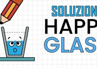 Trucchi e soluzione di Happy Glass per ios e Android