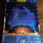 space invaders tabellone