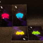 space invaders carte alieni