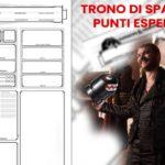 TRONO DI SPADE 8X04 PUNTI ESPERIENZA E PAGELLA