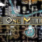 The One Million, mappe gratuite per D&D e GdR