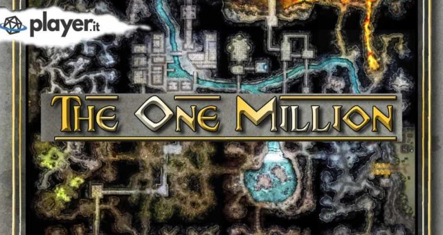 The One Million, mappe gratuite per D&D e GdR