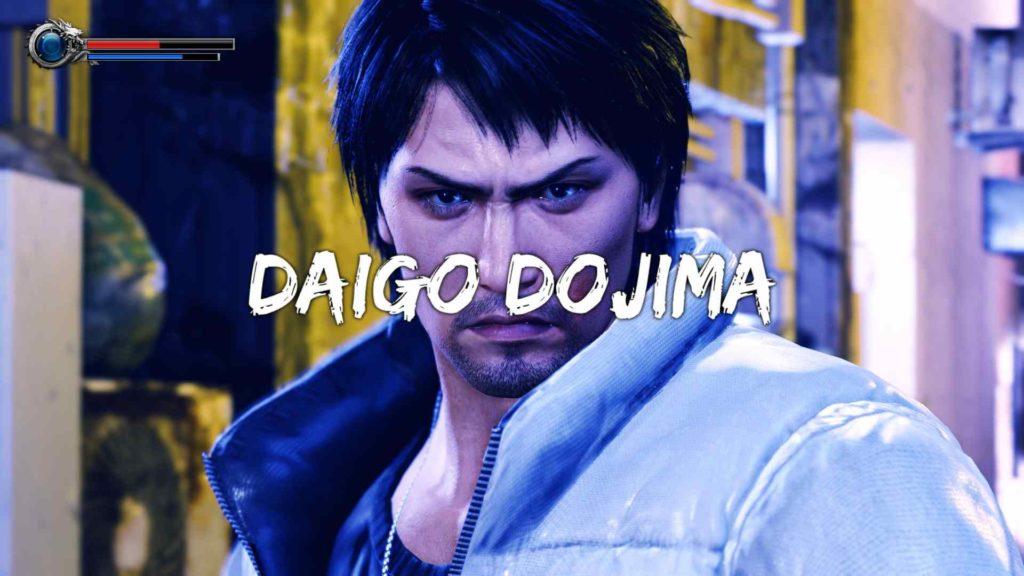 Yakuza Kiwami 2 daigo dojima