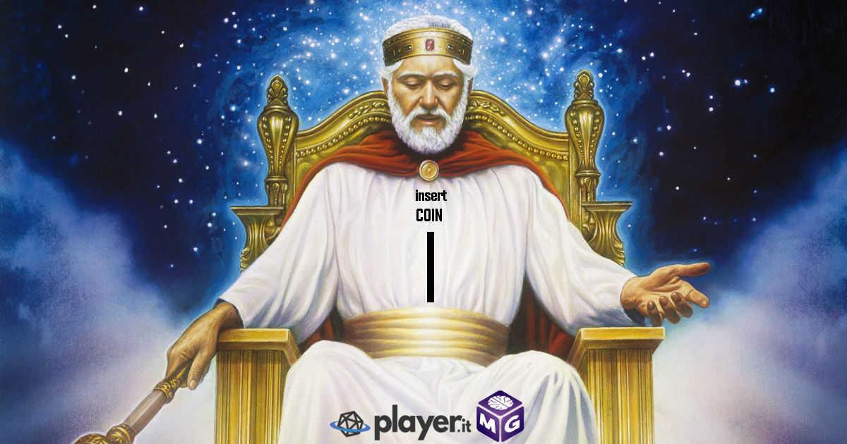 Affittasi Dungeon Master