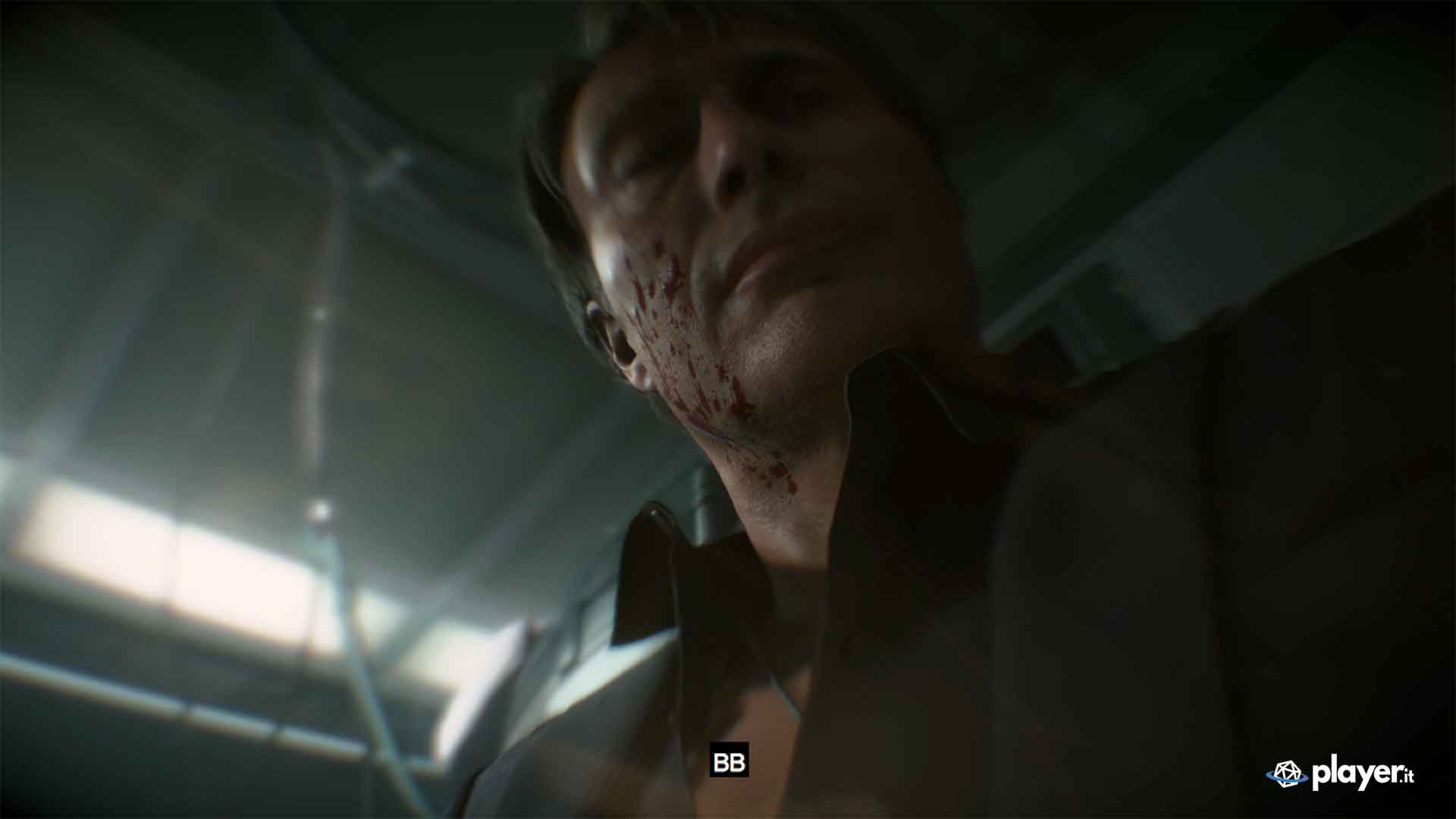 analisi trailer death stranding riferimento a Big Boss di Kojima
