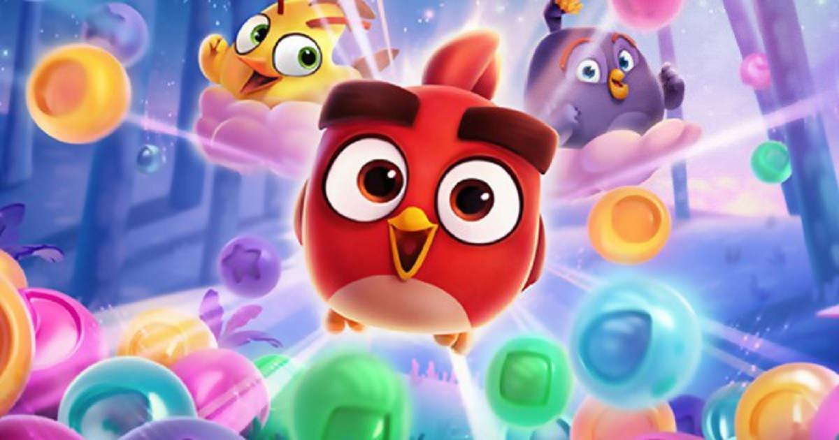 la soluzione video di tutti i livelli di angry birds dream blast