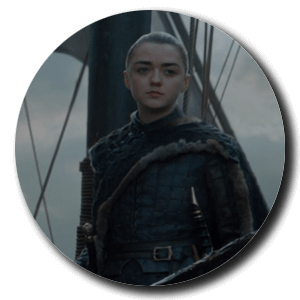 arya stark avatar 8x6