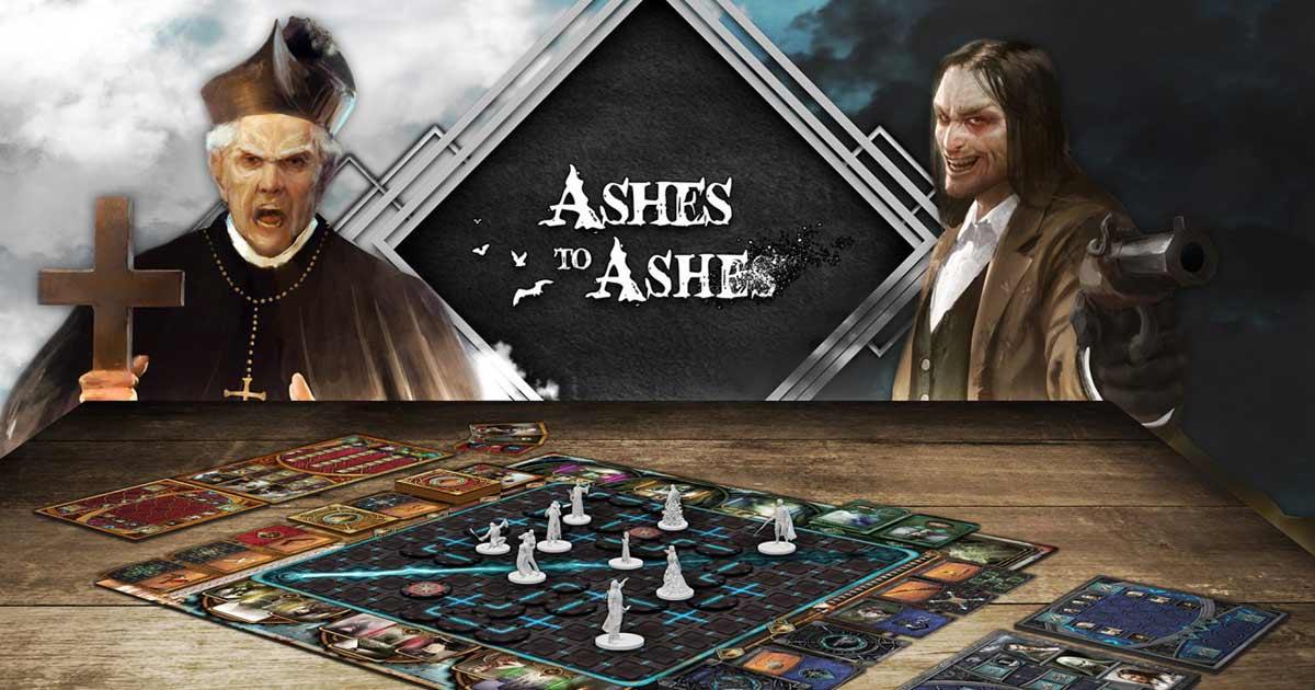 come acquistare ashes to ashes