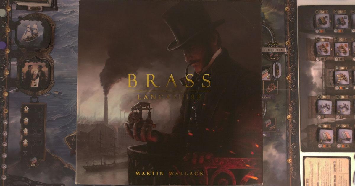 brass box art