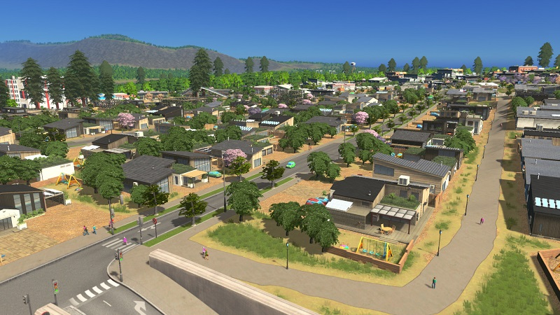 cities skylines: green cities, espansione pro-ambiente