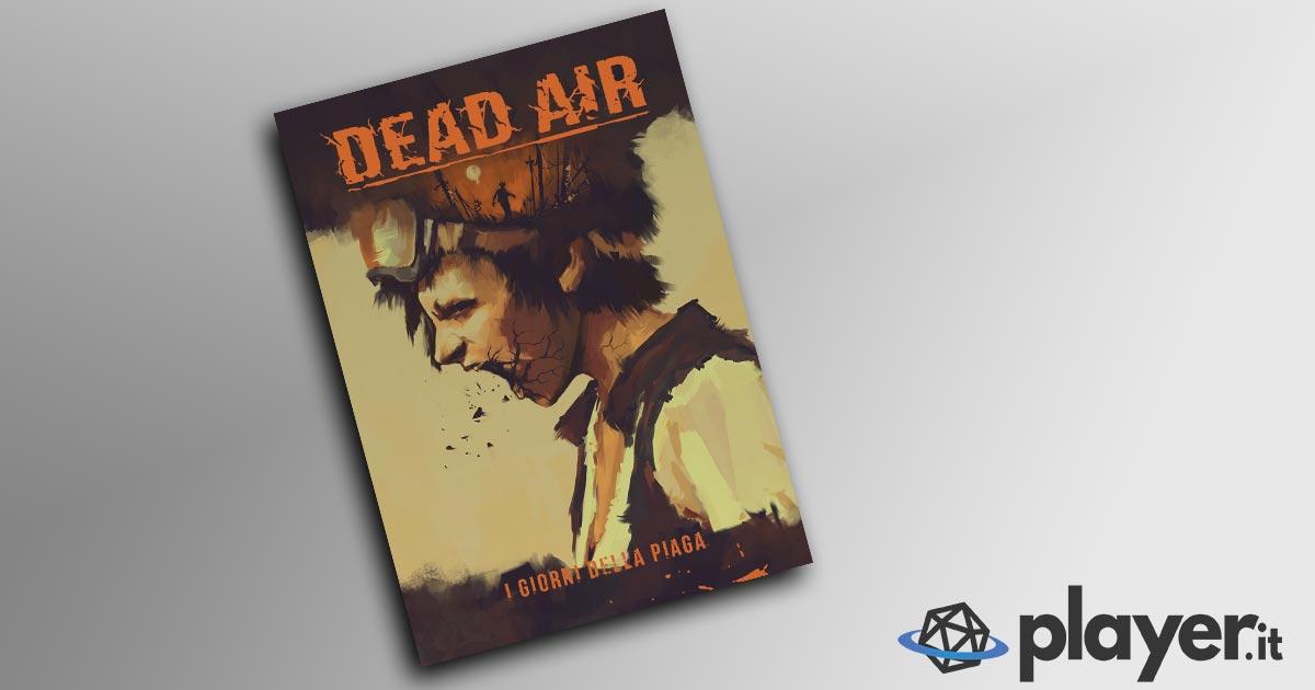 Copertina del manuale di Dead Air - Monad System