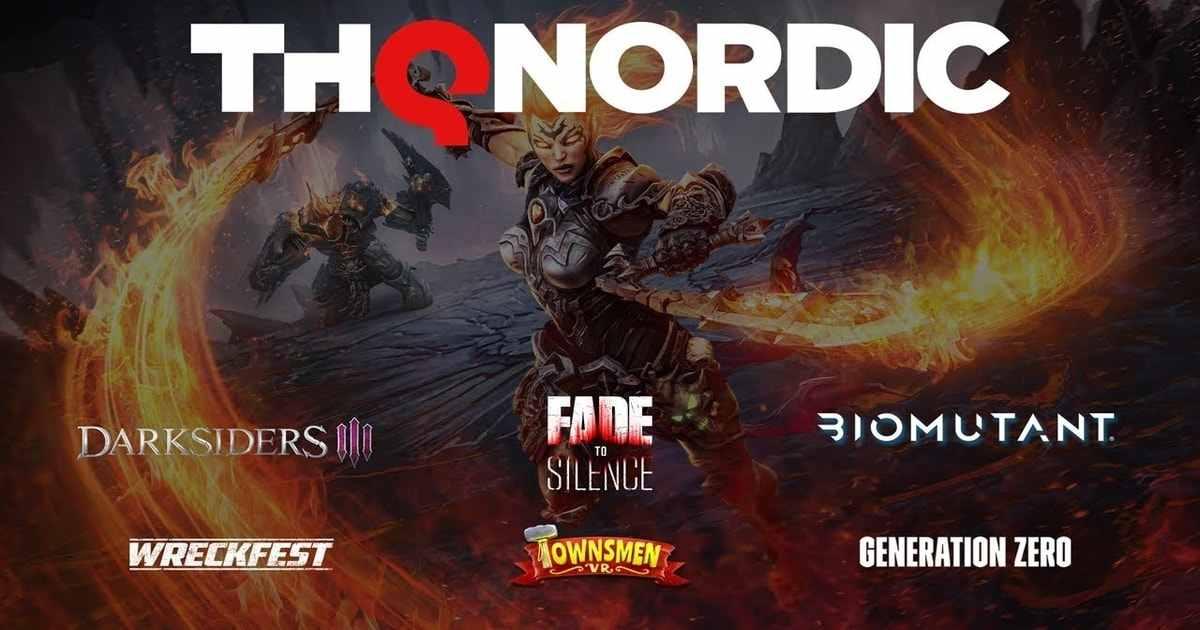 i giochi di thq nordic più attesi del 2019