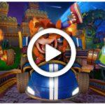 CTR Nitro Fueled | Svelata la cinematic del gioco