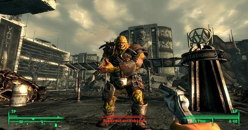 Fallout 3, gioco bethesda con molti bug che una patch può risolvere