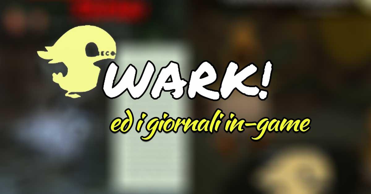 ffxiv wark!