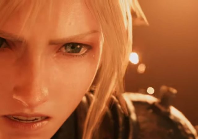 teaser trailer di final fantasy VII remake