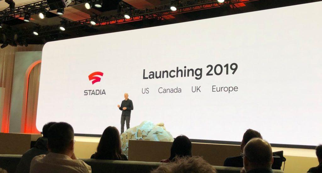 Google Stadia Youtube