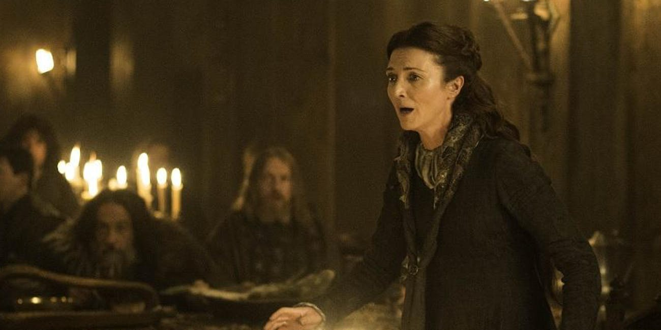 Catelyn Tully prima di morire