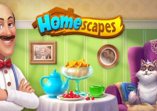 tutti i trucchi per Homescapes su iOS e Android