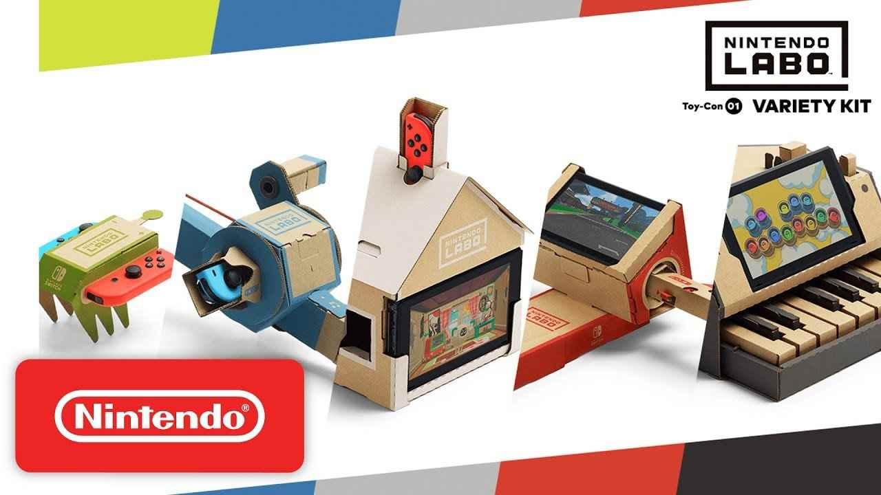 perché Nintendo ha creato Labo